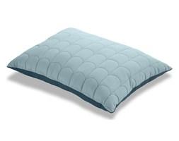 Poduszka duża, 70x50cm, pokrycie zdejmowane, niebieska