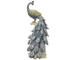 PAW figura, ozdoba z kawałkami luster, wys. 37 cm