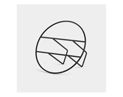UMBRA - Gazetownik metalowy, czarny, HOOP MAGAZINE kod: 1008070-040