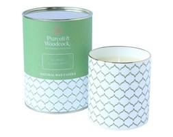 Świeca zapachowa Sea Moss and Cool Mint - Purcell & Woodcock  - DECOSALON - 100% zadowolonych klientów!