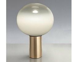 LAGUNA 16-Lampa stojąca Aluminium/Szkło Wys.24cm | -10% z kodem HALO10 - Lampy stojące