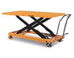 Podnośny stół TG o maksymalnym obciążeniu 1000 kg