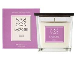 Świeca zapachowa ORCHID 8x8 cm - Lacrosse  - DECOSALON - 100% zadowolonych klientów!