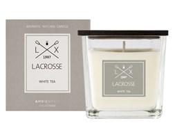 Świeca zapachowa WHITE TEA 8x8 cm - Lacrosse  - DECOSALON - 100% zadowolonych klientów!