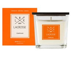 Świeca zapachowa POMPELMO 8x8 cm - Lacrosse  - DECOSALON - 100% zadowolonych klientów!