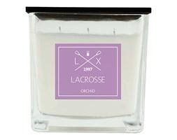 Świeca zapachowa ORCHID 12x12 cm - Lacrosse  - DECOSALON - 100% zadowolonych klientów!