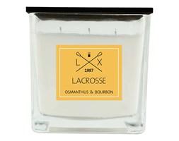 Świeca zapachowa OSMANTHUS & BOURBON 12x12 cm - Lacrosse  - DECOSALON - 100% zadowolonych klientów!