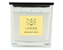 Świeca zapachowa MADAGASCAR VANILLA 12x12 cm - Lacrosse  - DECOSALON - 100% zadowolonych klientów!