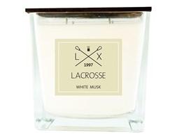 Świeca zapachowa WHITE MUSK 15x15 cm - Lacrosse  - DECOSALON - 100% zadowolonych klientów!