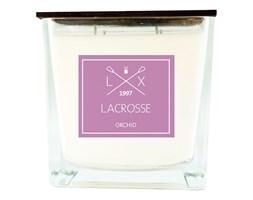 Świeca zapachowa ORCHID 15x15 cm - Lacrosse  - DECOSALON - 100% zadowolonych klientów!
