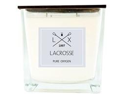 Świeca zapachowa PURE OXYGEN 15x15 cm - Lacrosse  - DECOSALON - 100% zadowolonych klientów!