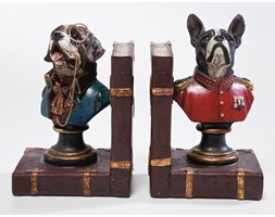 Kare design :: Podpórka do Książek Gentleman pies (2set)