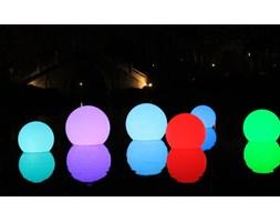 Miloo :: Lampa ledowa zewnętrzna Ball 50 cm