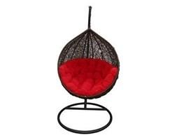 Miloo :: Fotel wiszący Cocoon Czarno -czerwony