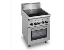 Kuchnia ceramiczna 4 płytowa MBM 650 - kod EVC4F65P