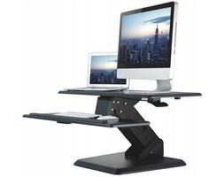 Stolik Biurko Komputerowe Do Pracy Stojąco Siedząc