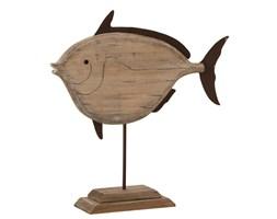 Drewniana dekoracja FISH, 50x12,5x53cm, J-Line