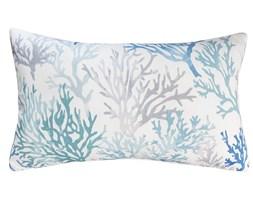 Poduszki Dekoracyjne Z Poliestru Kolor Niebieski