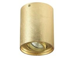 Sufitowe oświetlenie punktowe TUBA NERO 1xGU10/50W/230V