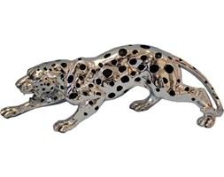 LAMPART figurka, dekoracja srebrna 49x17x11 cm