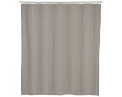 Zasłona prysznicowa brązowa, PEVA, 120x200 cm, Allstar