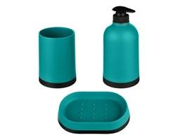 Akcesoria łazienkowe Kolor Turkusowy Wyposażenie Wnętrz