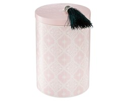 Świeca zapachowa o zapachu malinowym, duża świeca dekoracyjna, 210 g