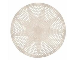 Okrągły dywan dekoracyjny Embrodery, Ø 90 cm, kolor złoty