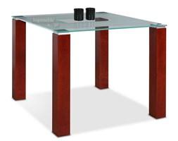 Stół ze szklanym blatem Lobby