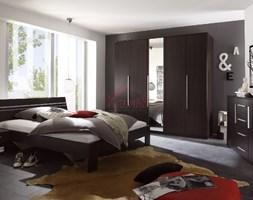 Sypialnia wenge