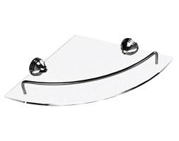 Półki Do łazienki Szklane Narożne Wyposażenie Wnętrz