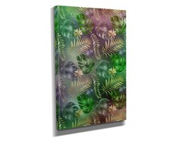 Obraz Tropical Leaves Ombre