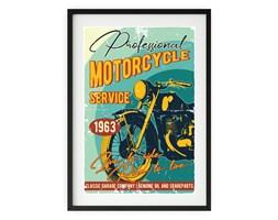 Plakat w ramie PROFESSIONAL MOTORCYCLE