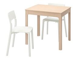 Stol Okragly Rozkladany Bialy Ikea Metamorfozy Domów