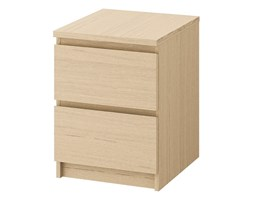 Szafki Nocne Kolor Brązowy Ikea Wyposażenie Wnętrz Homebook