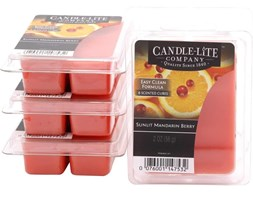 Wosk zapachowy Candle-lite - Sunlit Mandarin Berry