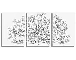 Obraz TORVALD Biały 145x70 cm
