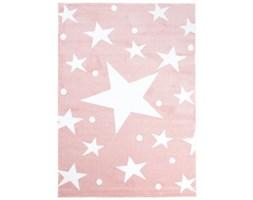 Dywan Super Lux Gwiazdki 1 Różowe
