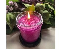 INTENSIVE COLLECTION Vegetable Wax Candle A2 naturalna świeca zapachowa w słoiku - Orange Splash