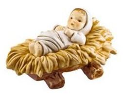 Dzieciątko Jezus figurka porcelanowa