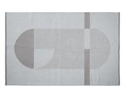 Pled, płaski splot, SZARY, 100% bawełna, nadaje się do prania, 180x120 cm
