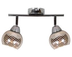 FORT LAMPA SUFITOWA LISTWA 2X10W E14 LED CHROM