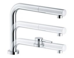 Bateria Franke Active Window Pull-Out Chrom 115.0486.978