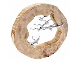 Dekoracja Figurka Log