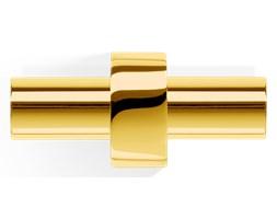 Wieszak na ręczniki pozłacany Decor Walther Century Gold 10x8,5x4cm