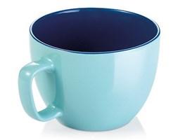 Filiżanka ceramiczna TESCOMA CREMA SHINE EKSTRA DUŻA TURKUSOWA 850 ml