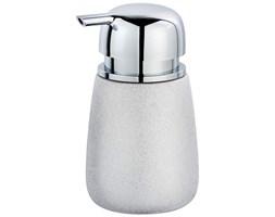 Dozownik na mydło GLIMMA w kolorze srebrnym, Wenko
