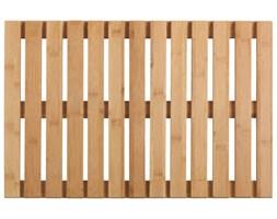 Mata drewniana bambusowa, podest łazienkowy, Wenko