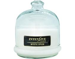 INTENSIVE COLLECTION 100% Soy Wax Premium Candle B2 Jar świeca zapachowa w szkle z kloszem 100% wosk sojowy - Mystic Opium
