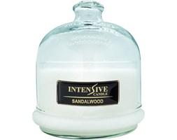 INTENSIVE COLLECTION 100% Soy Wax Premium Candle B2 Jar świeca zapachowa w szkle z kloszem 100% wosk sojowy - Sandalwood